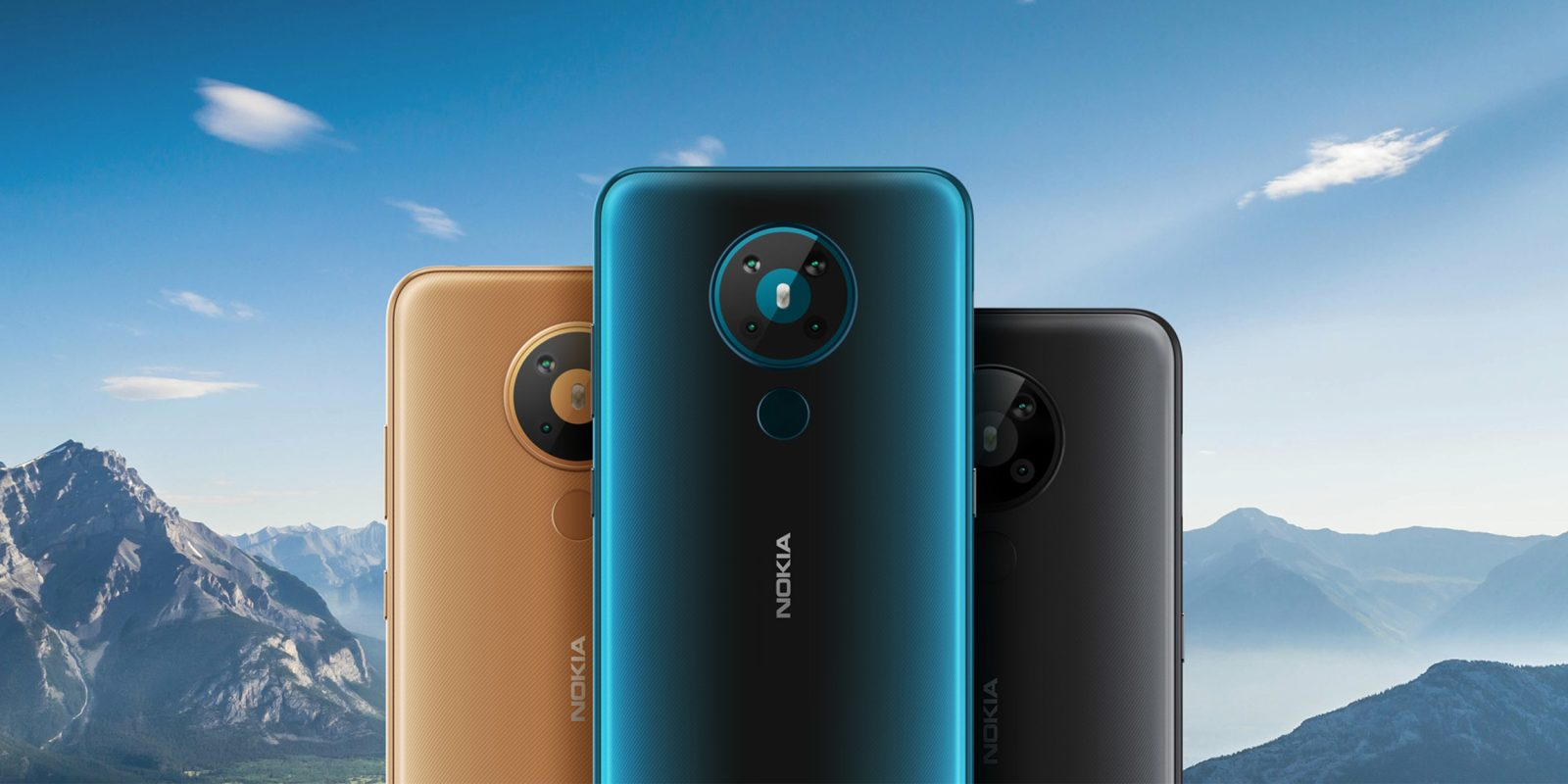 Nokia 5.3, 1.3 go official w/ Android 10, promised updates ...