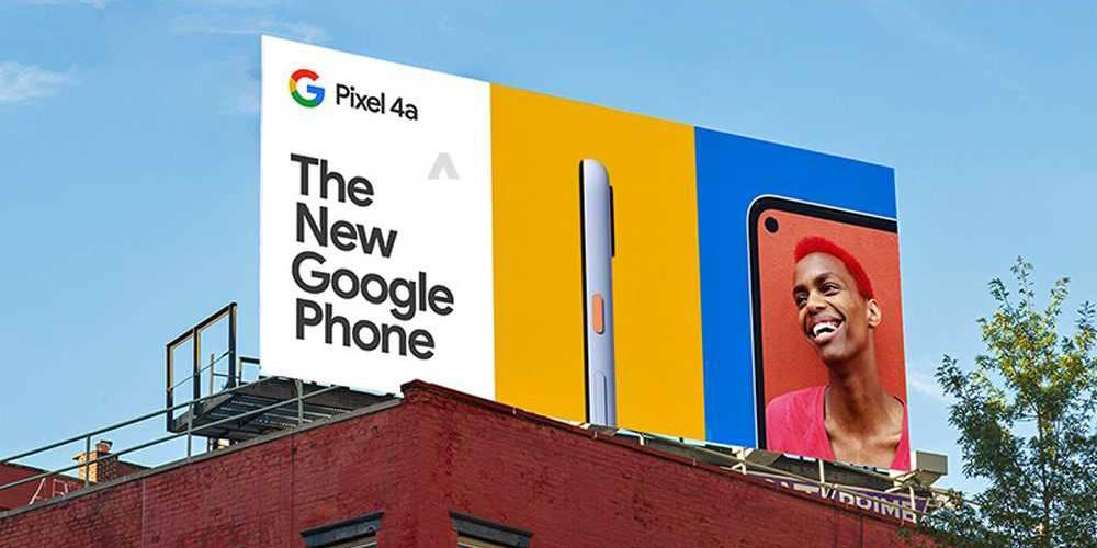 pixel 4a billboard leak price