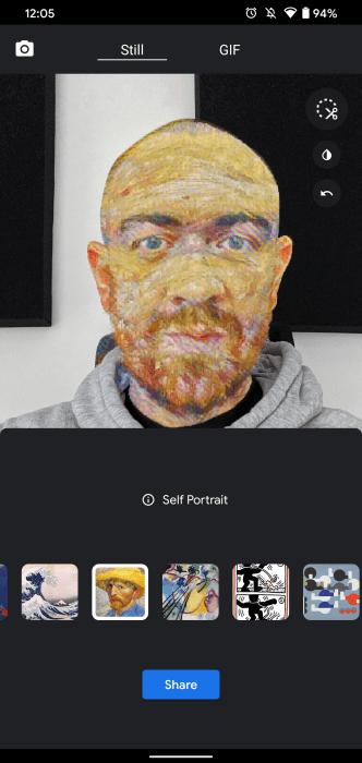 Art Transfer