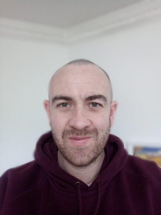 Google camera go portrait sample