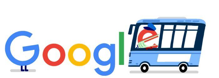 Google Doodles says Thank you to Coronavirus Service Helpers