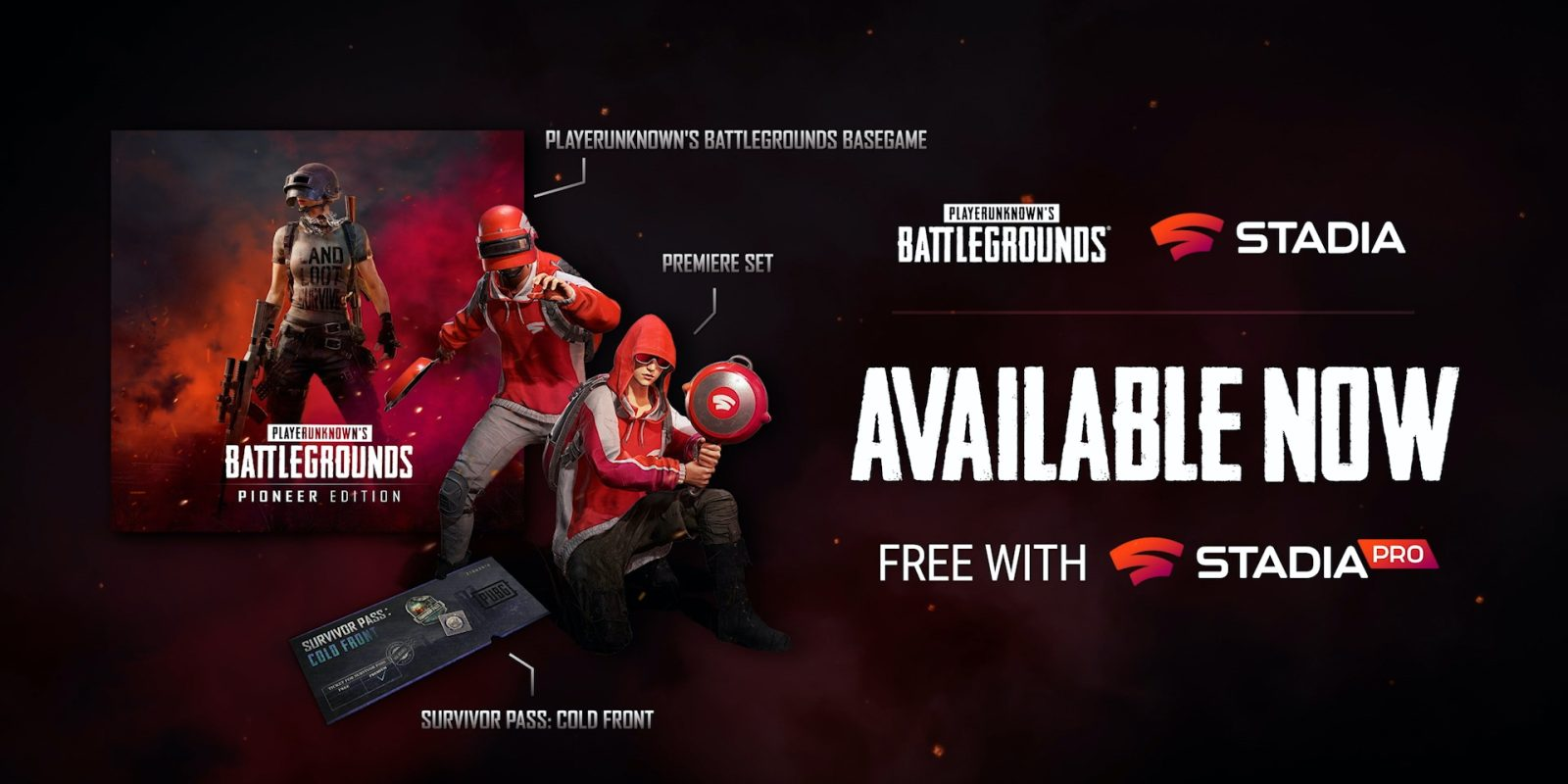 Pubg Available On Google Stadia Today