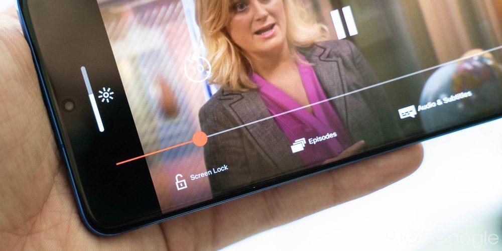 netflix screen lock android app