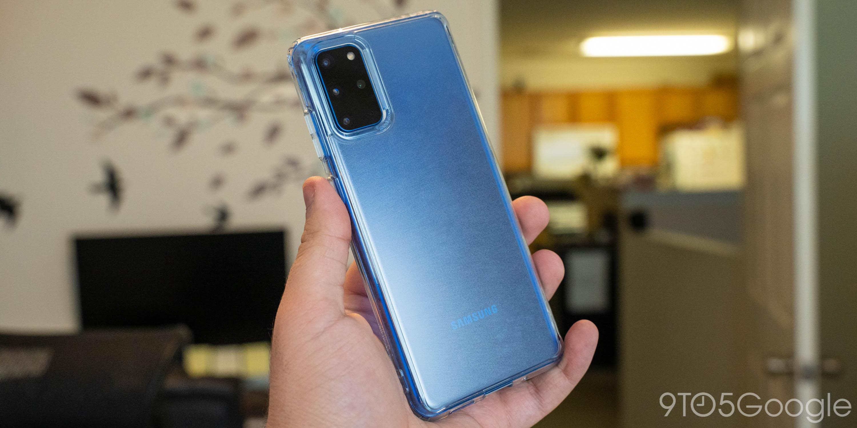 الاستعراض: Ringke فيوجن ل Galaxy يوفر S20 ملمسًا غير لامع وتصميمًا فريدًا مع سعر منخفض 1
