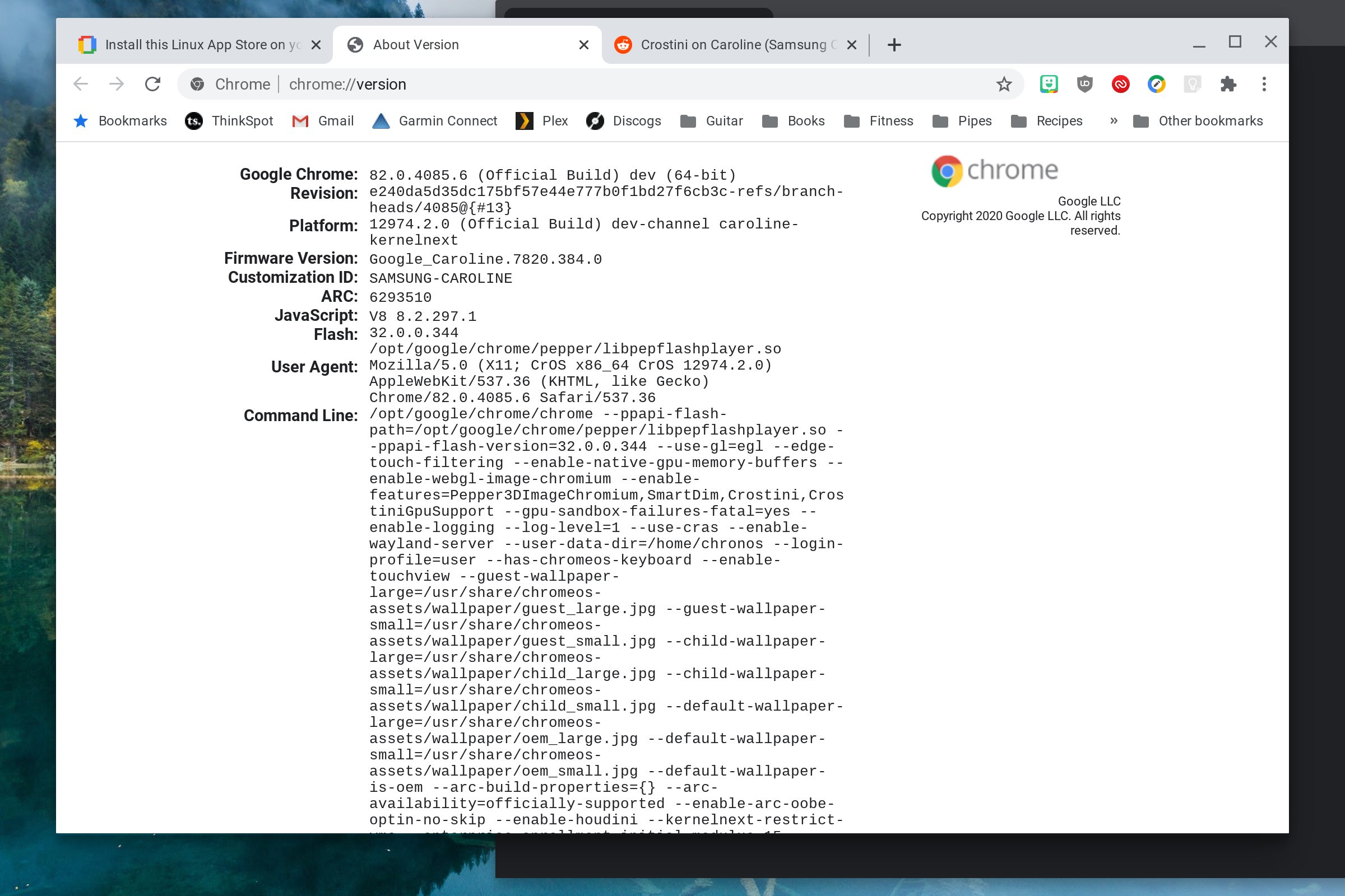 Samsung Chromebook Pro Prepares Linux App Support 9to5google