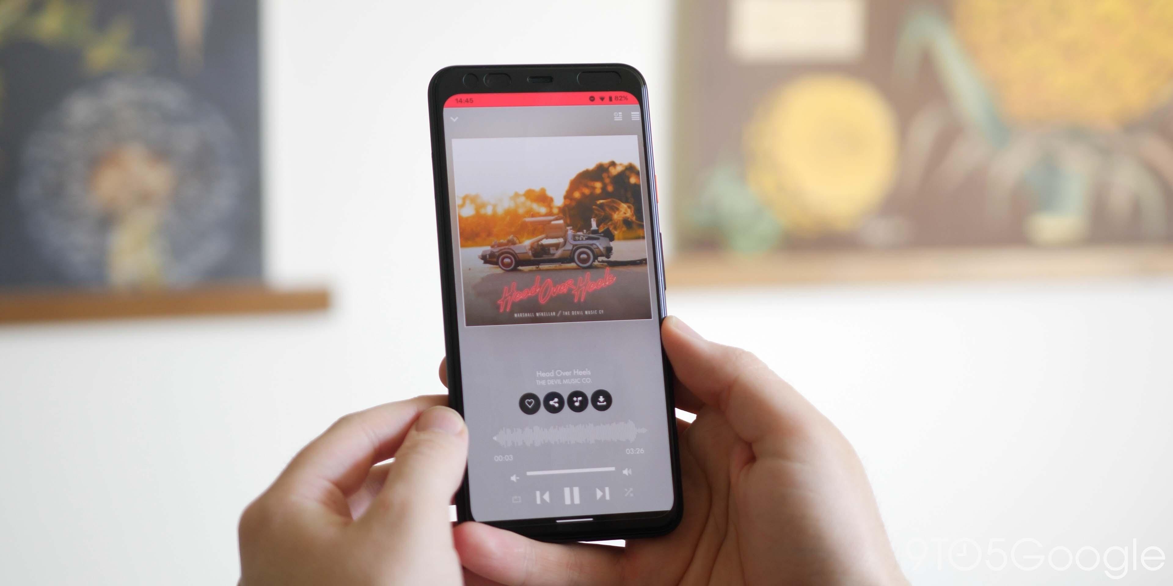 Jamendo - google play music alternatives