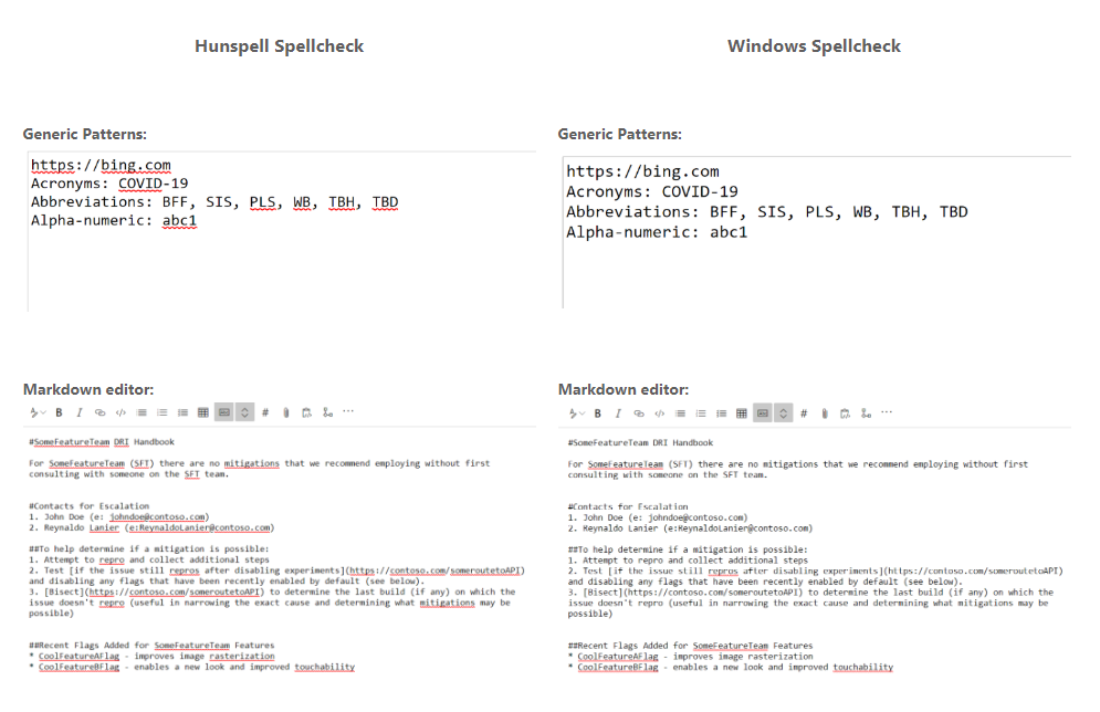 google chrome microsoft edge spellcheck windows upgrade