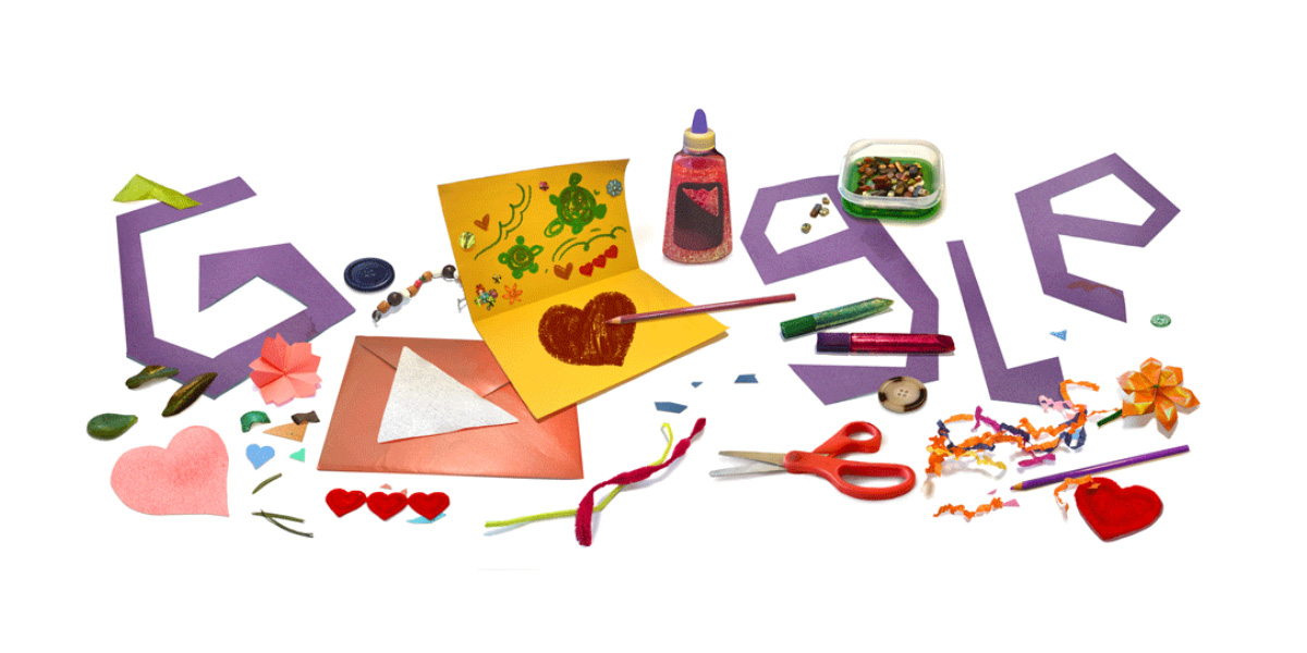 Google celebrates Mother's Day 2020 w/ Doodle, interactive card-maker