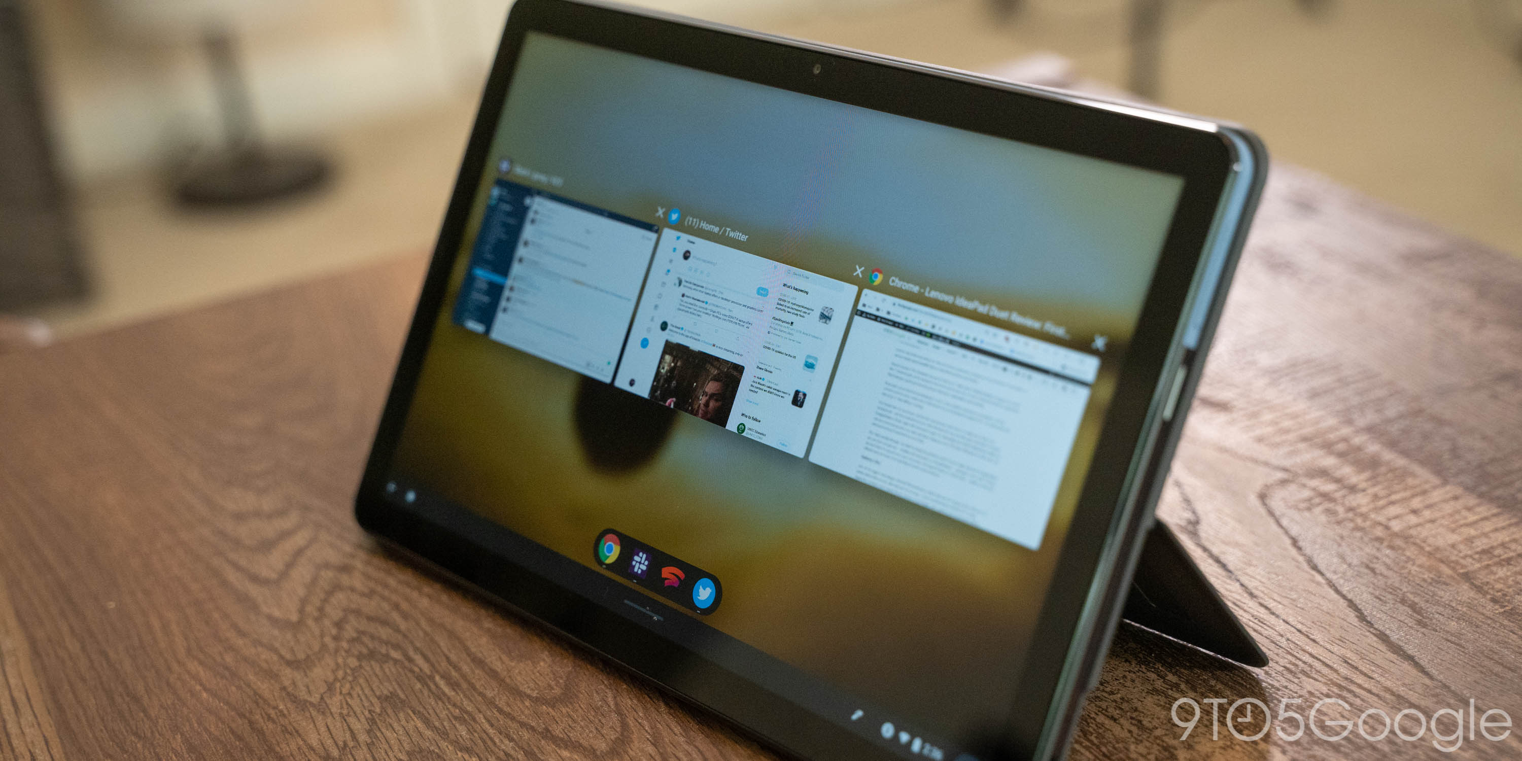 Lenovo Ideapad Duet Review First Good Chrome Os Tablet 9to5google