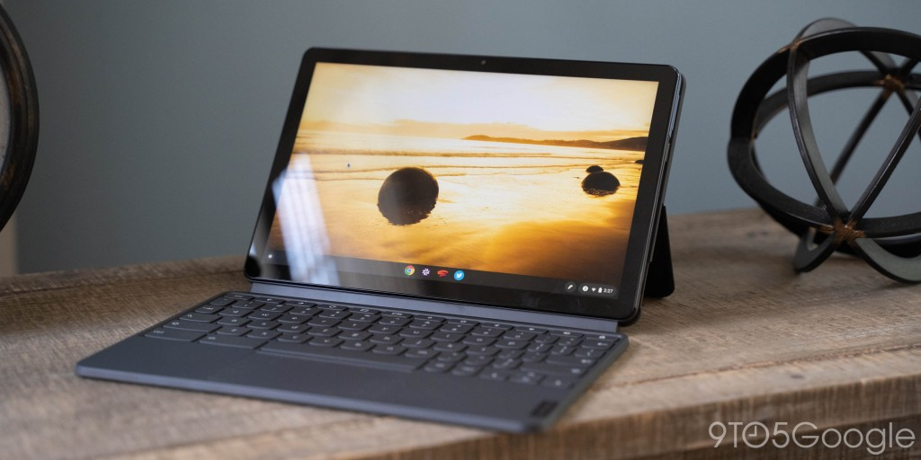 Lenovo IdeaPad Duet Review: Chrome OS finally gets the tablet it's always needed - 9to5Google
