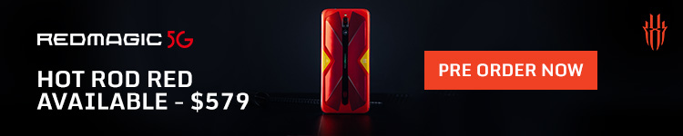RedMagic 5G Hot Rod Red preorder