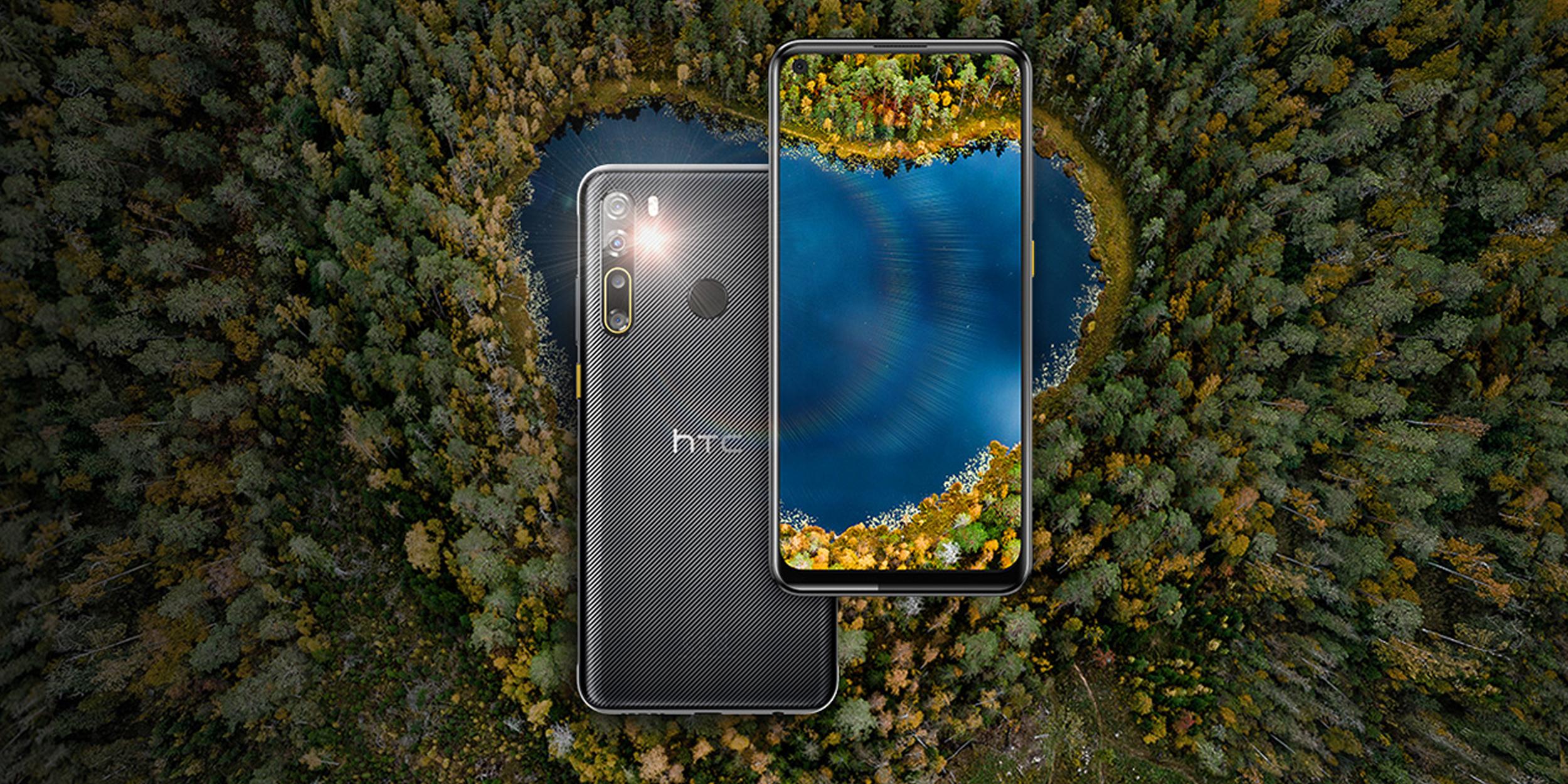 HTC desire 20
