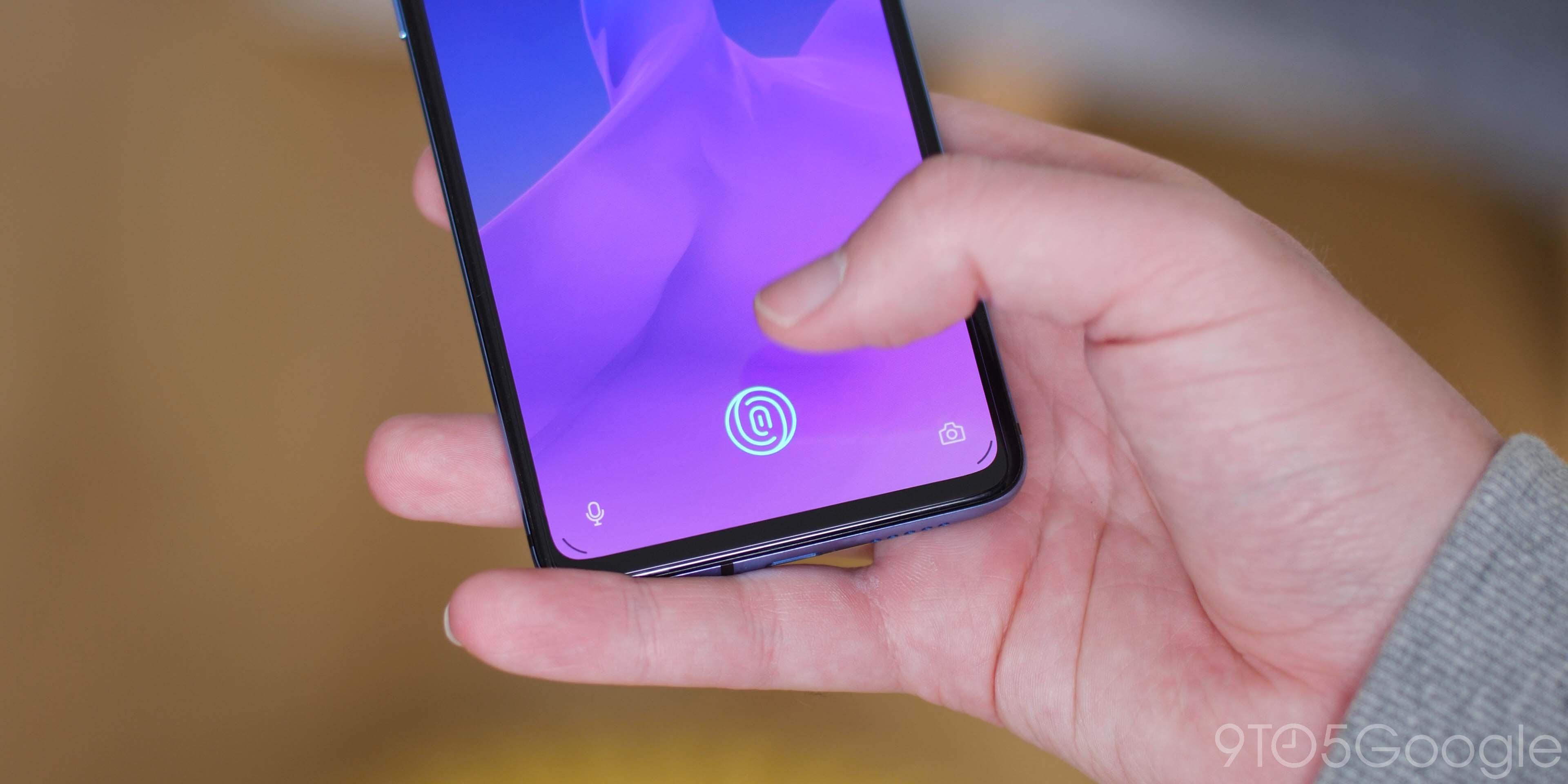 OnePlus 7T - haptics