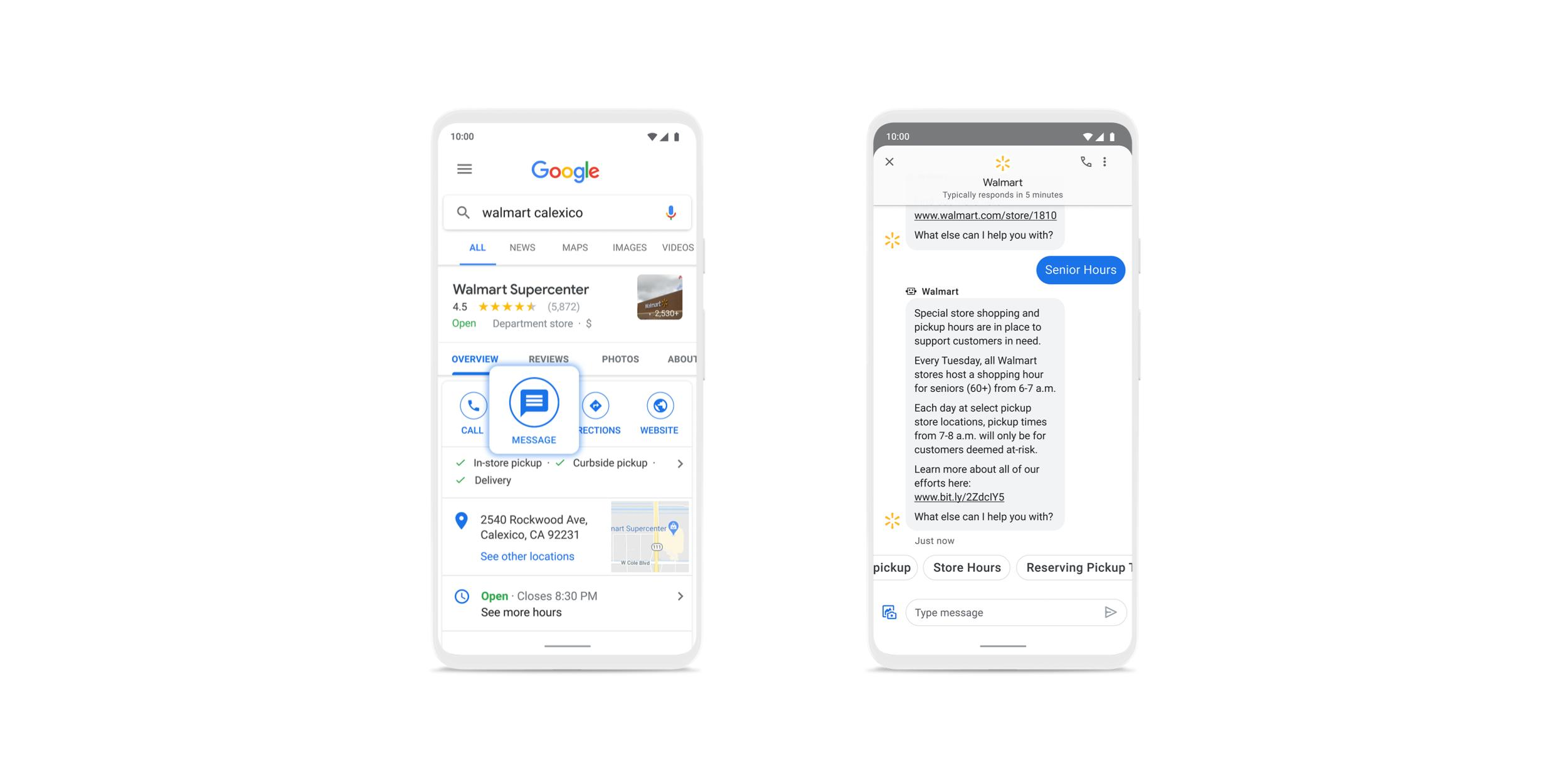 Google opens up Business Messages access in Maps - 9to5Google