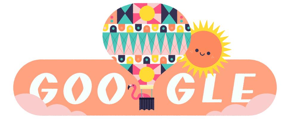 google doodle summer 2020