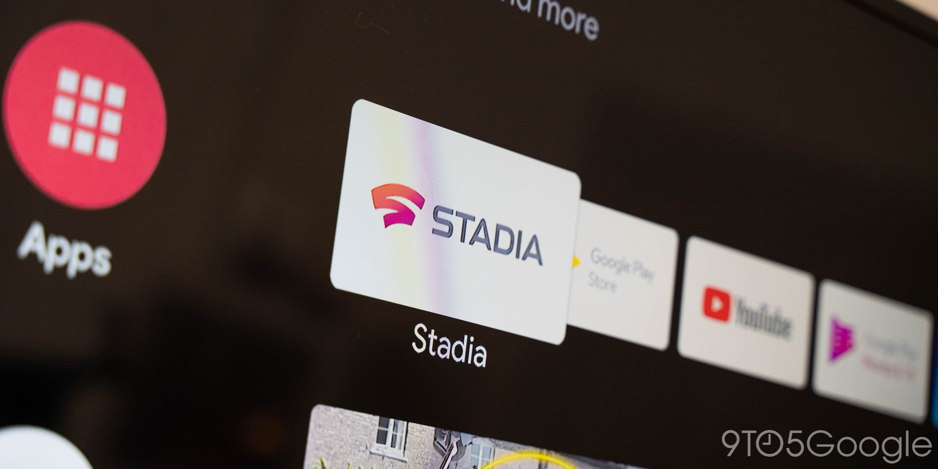 Google Stadia adds 4K HDR support on Android TV - 9to5Google