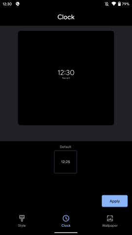 android 11 beta 1 pixel themes