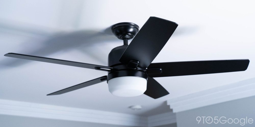 Google Assistant Makes Hunter S Ceiling Fan A Great Choice 9to5google