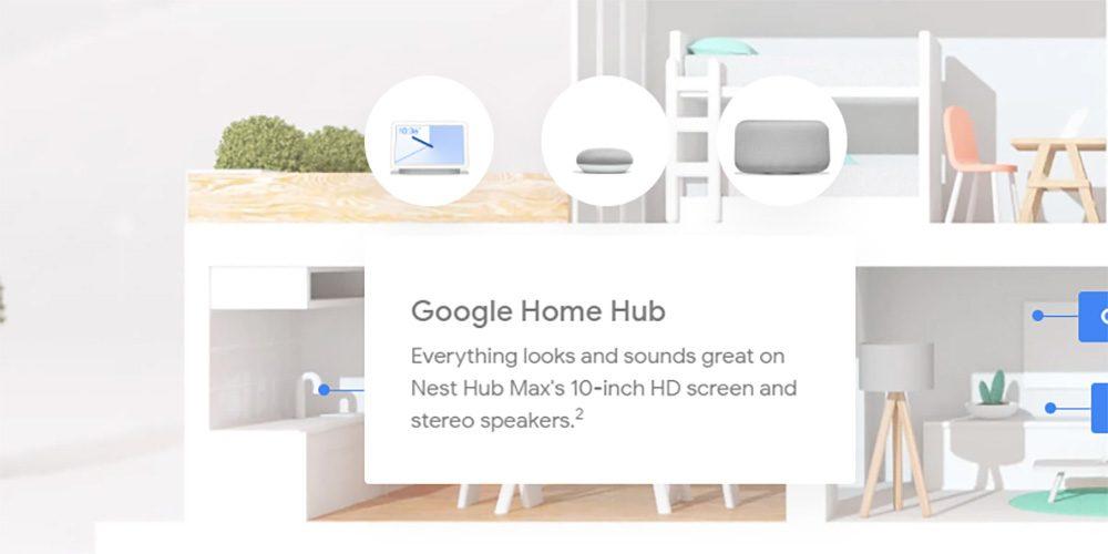 google store nest hub max
