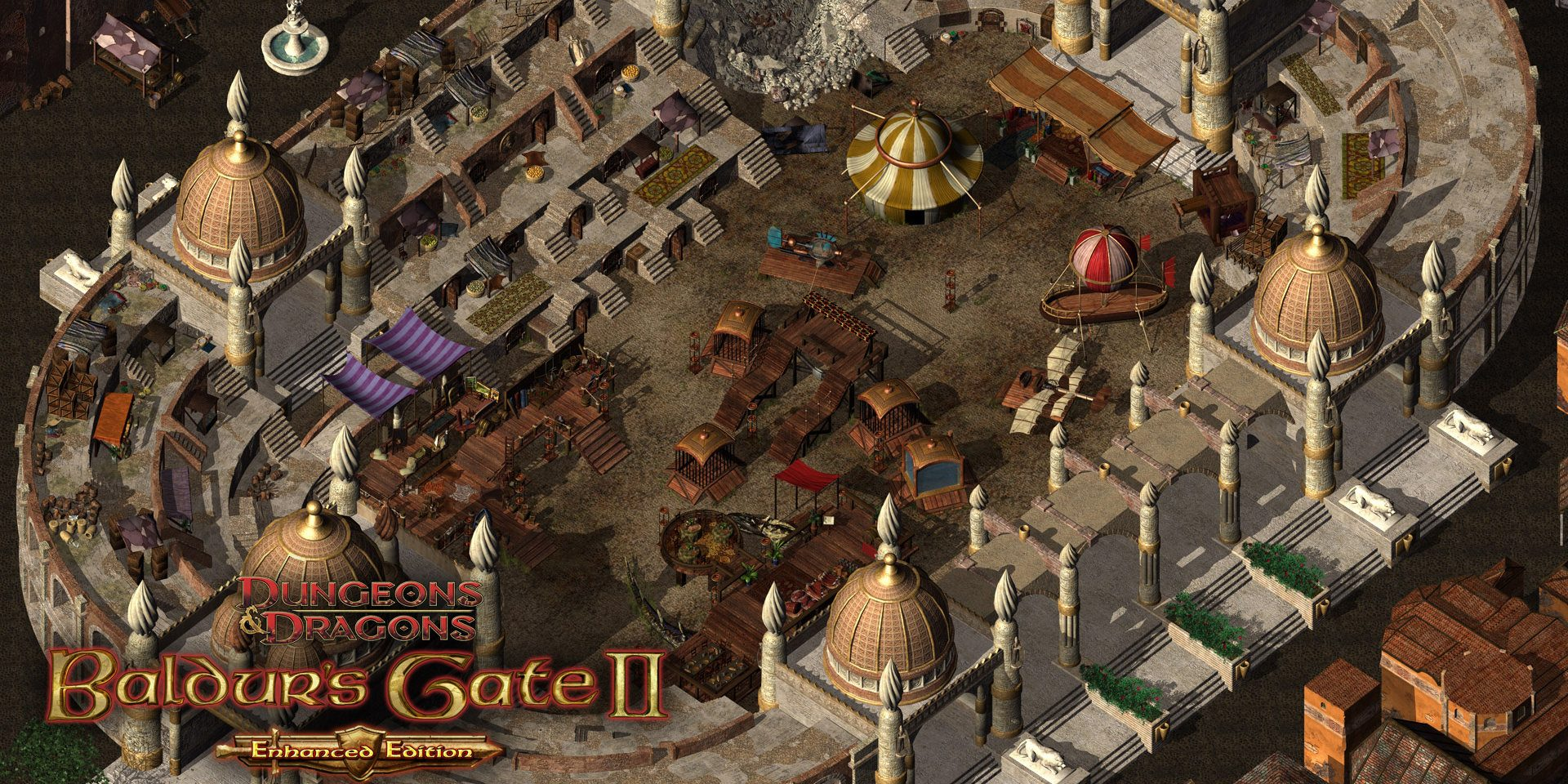 Today's Android game/app deals + freebies: Baldur's Gate II, Rebuild 3, more