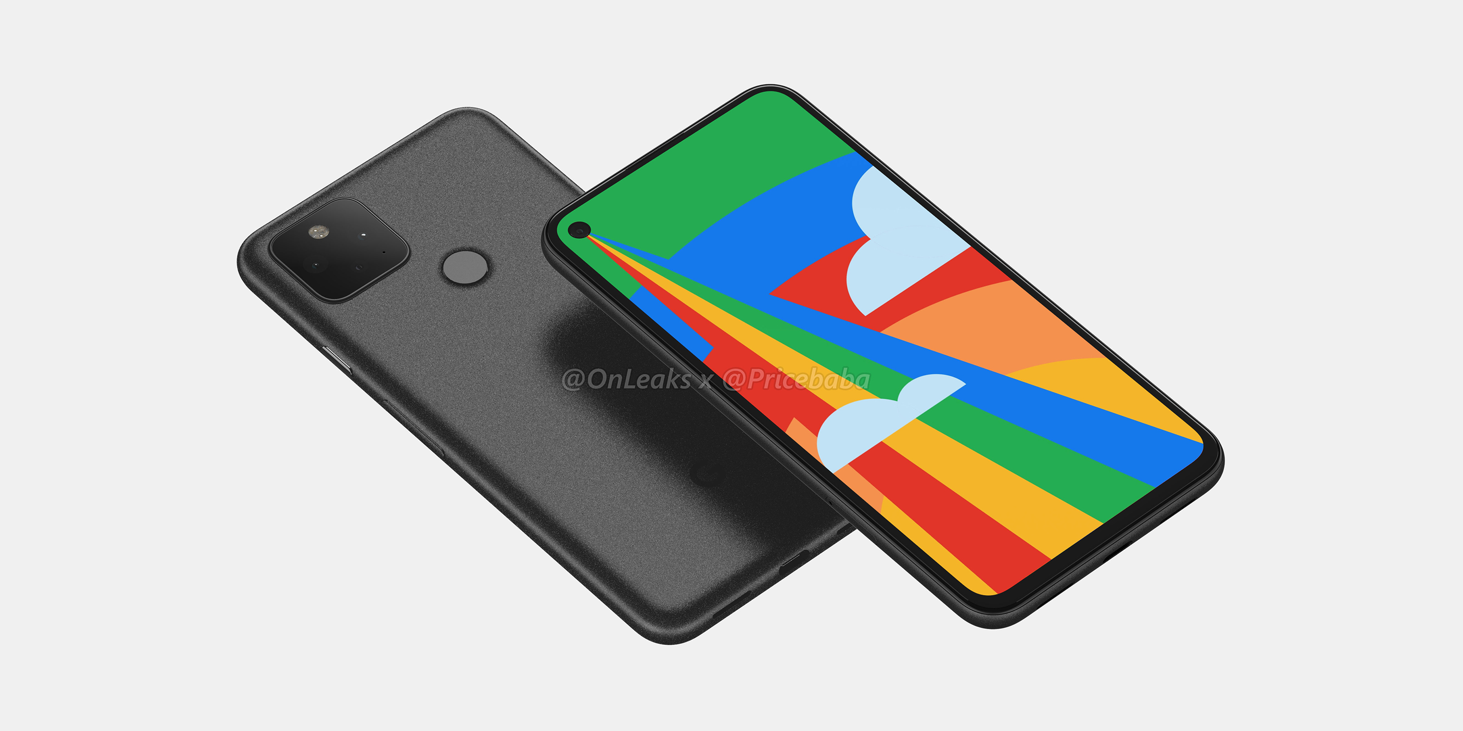 First reputable Pixel 5 renders leak showing familiar design - 9to5Google