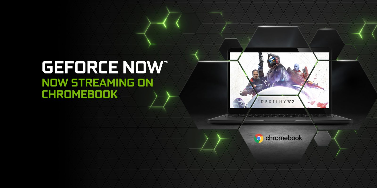Chromebook owners can now redeem 3 free months of Nvidia GeForce Now