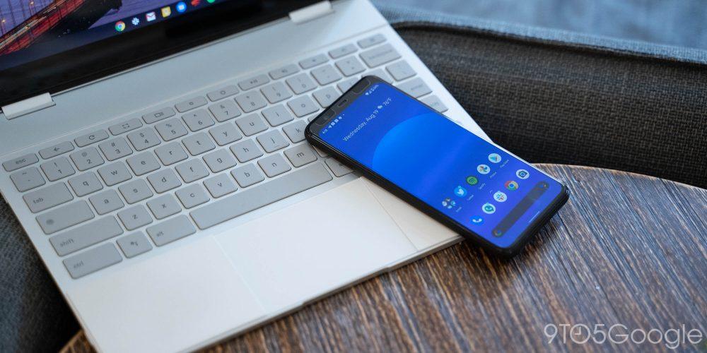 Google Pixelbook and Pixel 4