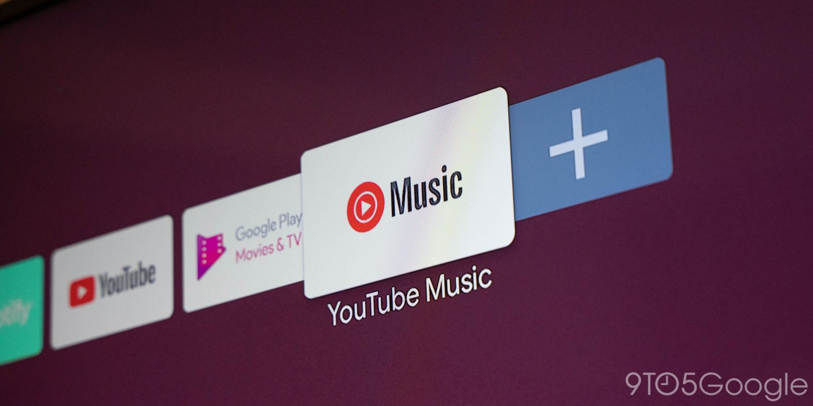 Youtube Music On Google Tv Gets Better User Library Access 9to5google