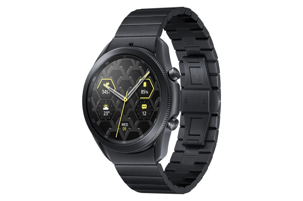 Galaxy Watch 3 Titanium