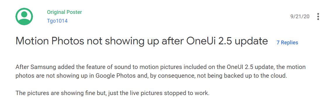 google photos motion photos
