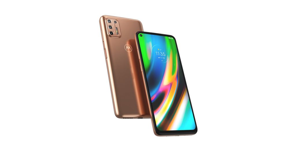 Moto G9 Plus launch - affordable Android phones