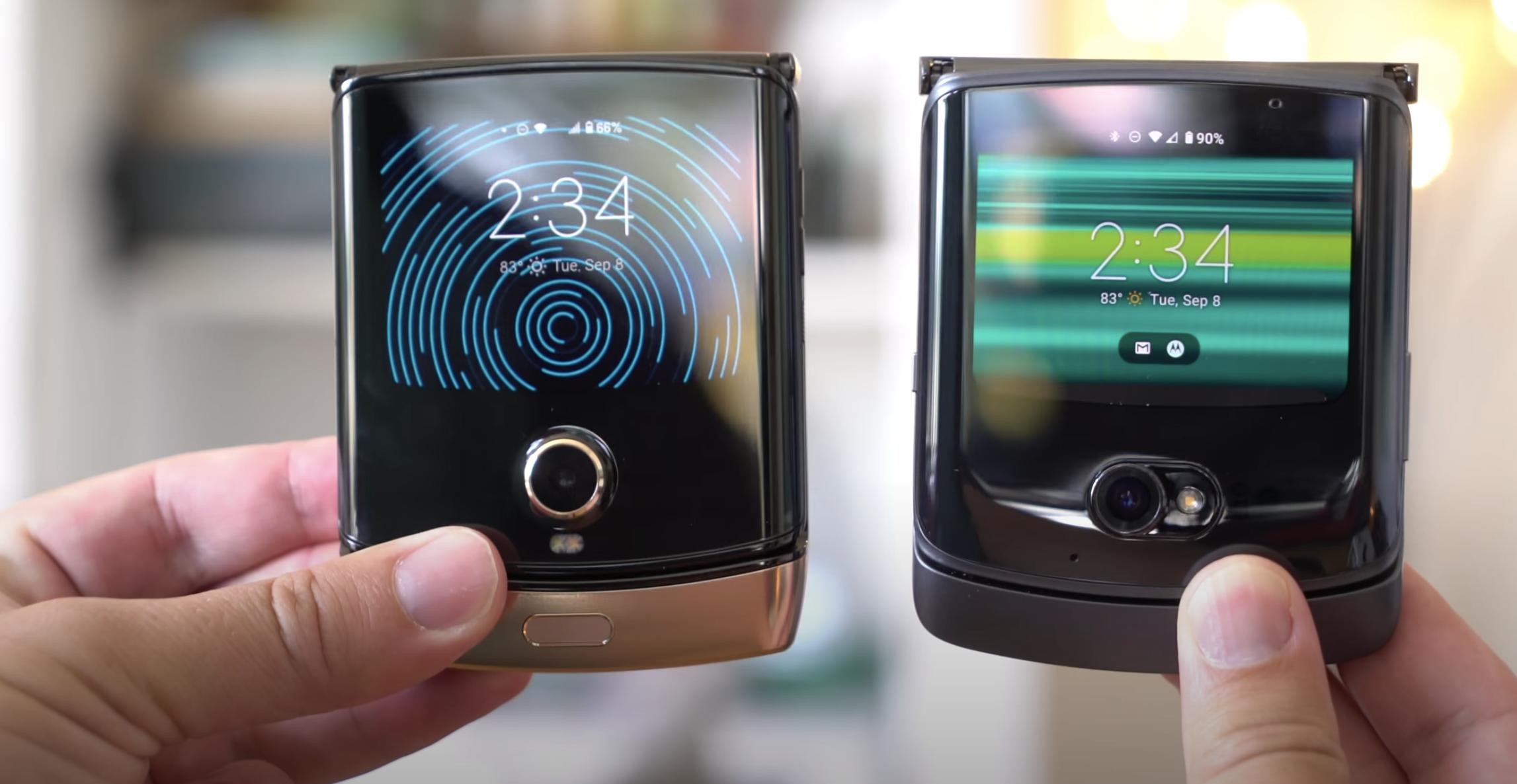 Moto Razr 5G first impressions roundup: A slightly improved novelty – 9to5Google
