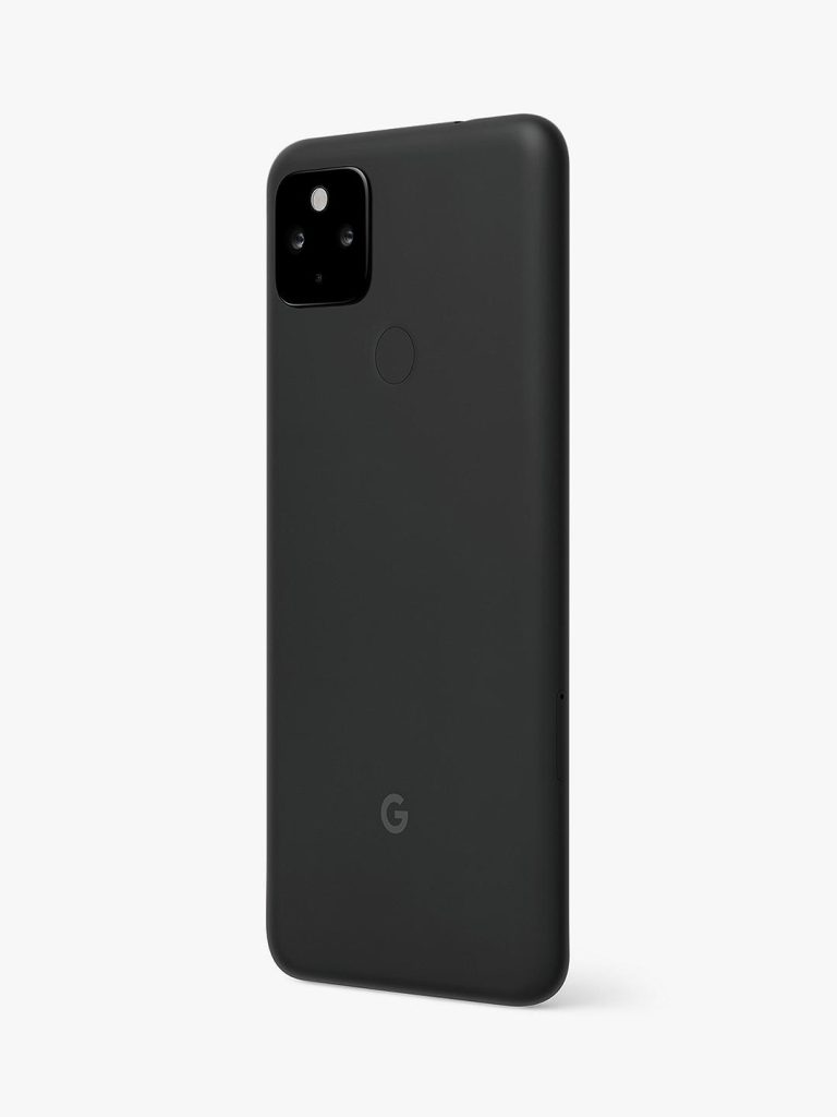 Pixel 4a 5G renders