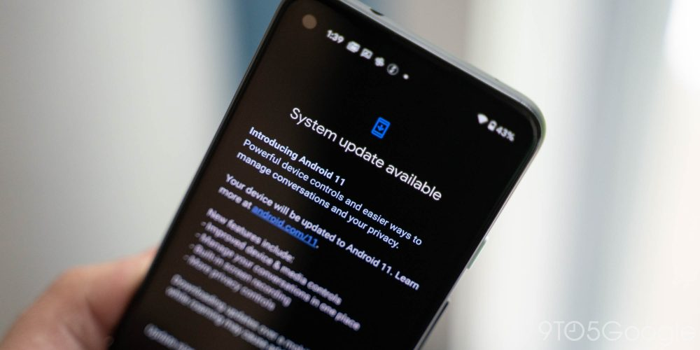 android 11 update google pixel 4a
