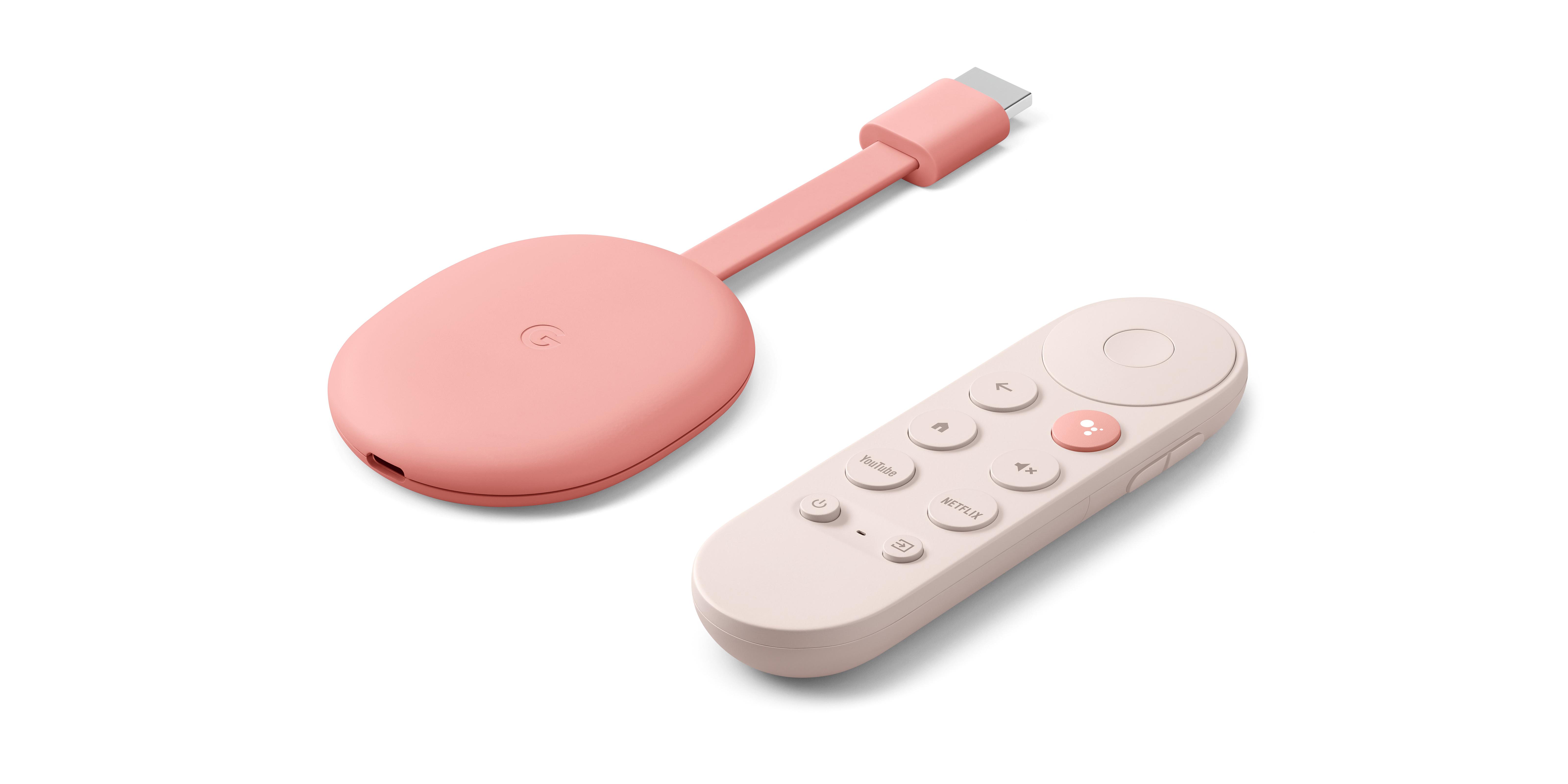 chromecast with google tv sunrise