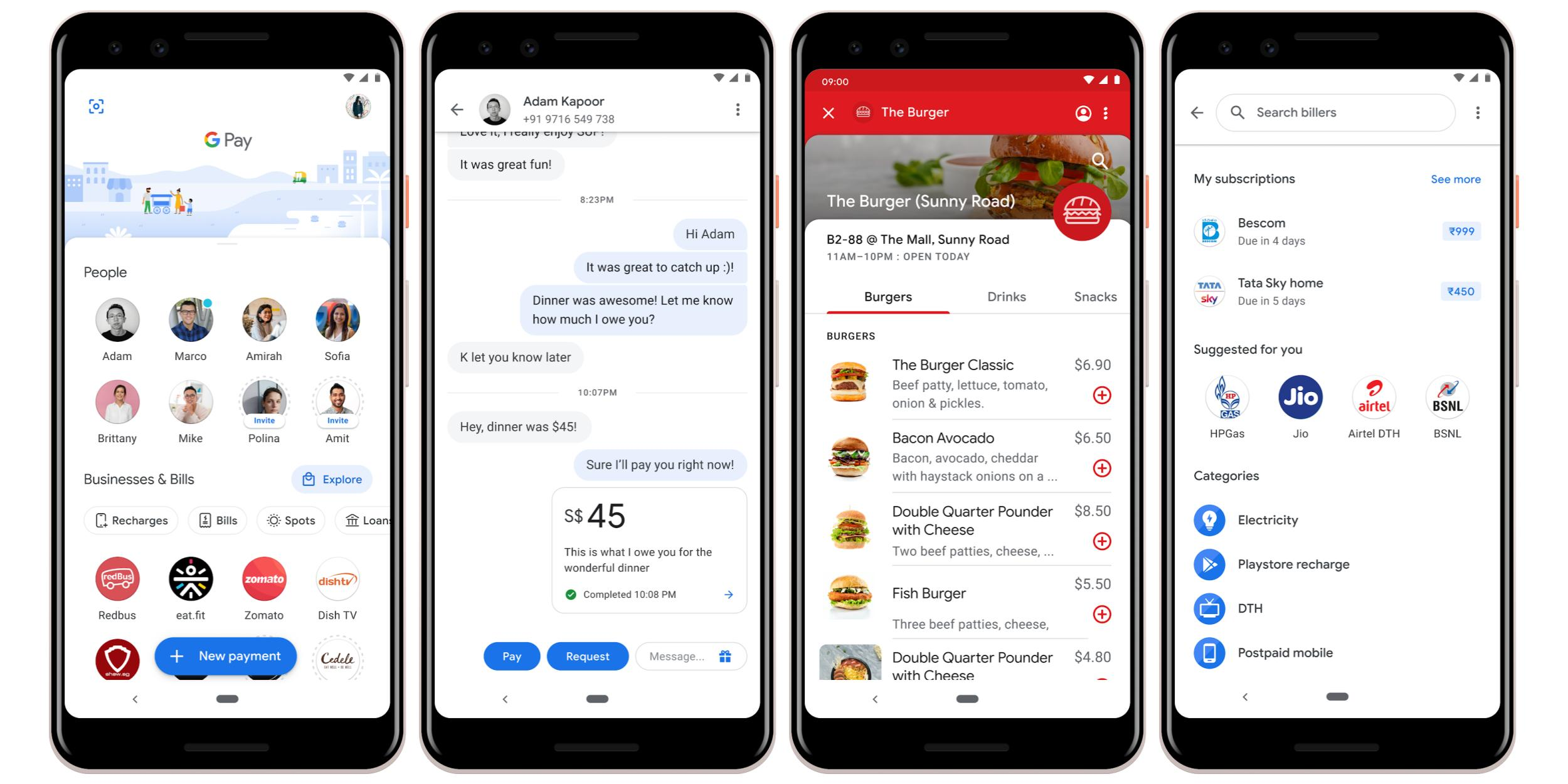 Google Pay (Tez) gets Flutter rewrite that will serve as global foundation - 9to5Google