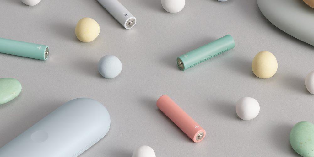 google chromecast batteries color