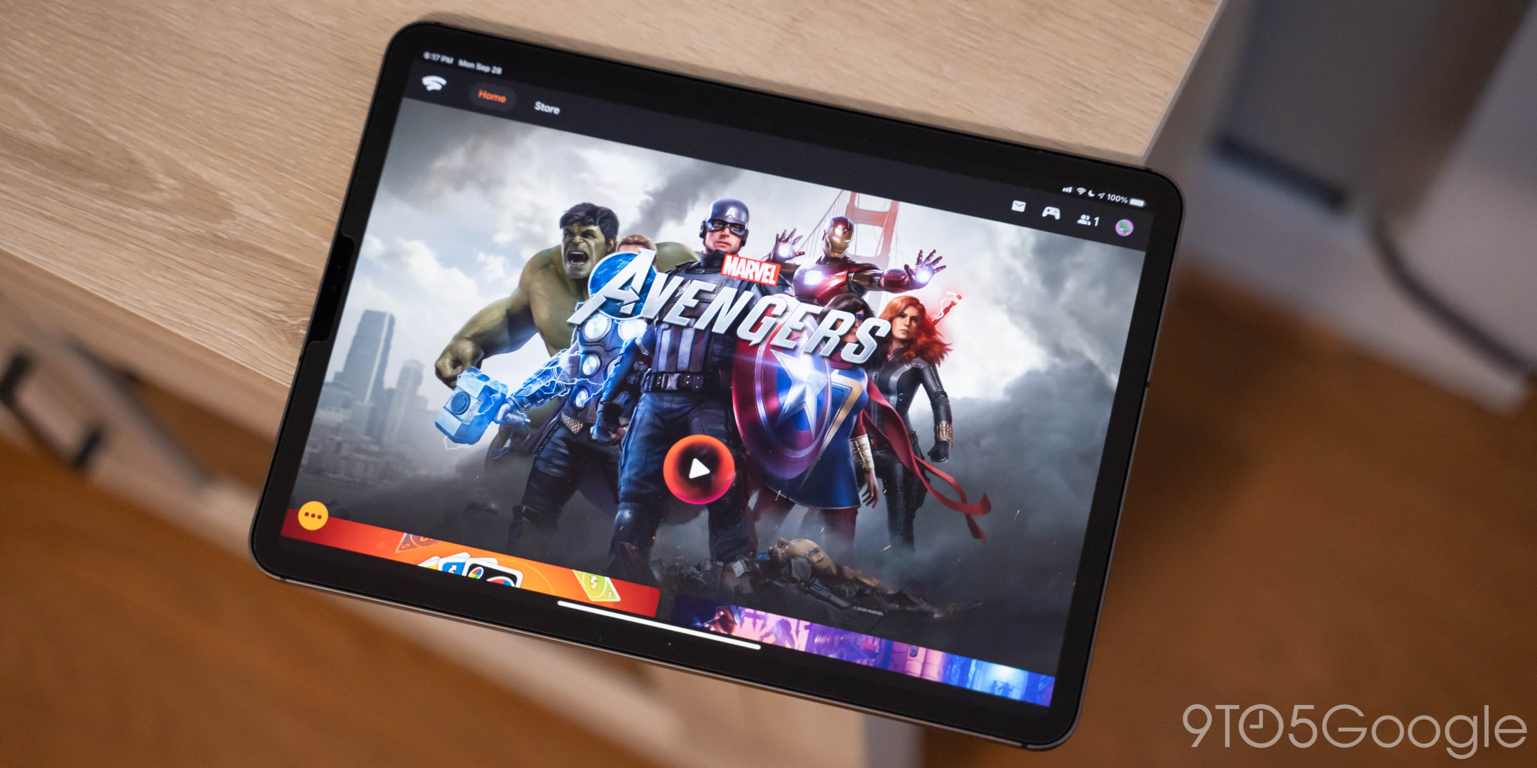 [Update: Apple kills] You can play Google Stadia on iOS using this neat custom browser - 9to5Google