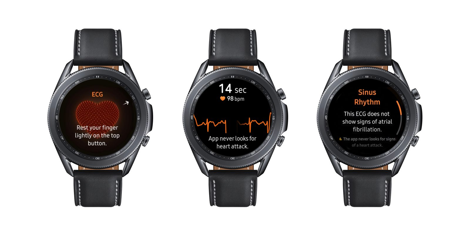 Galaxy Watch ECG, blood pressure features expand globally - 9to5Google