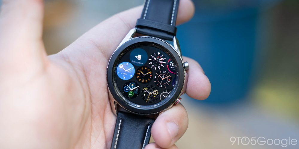 Samsung Galaxy Watch 3 Review The Complete Package 9to5google