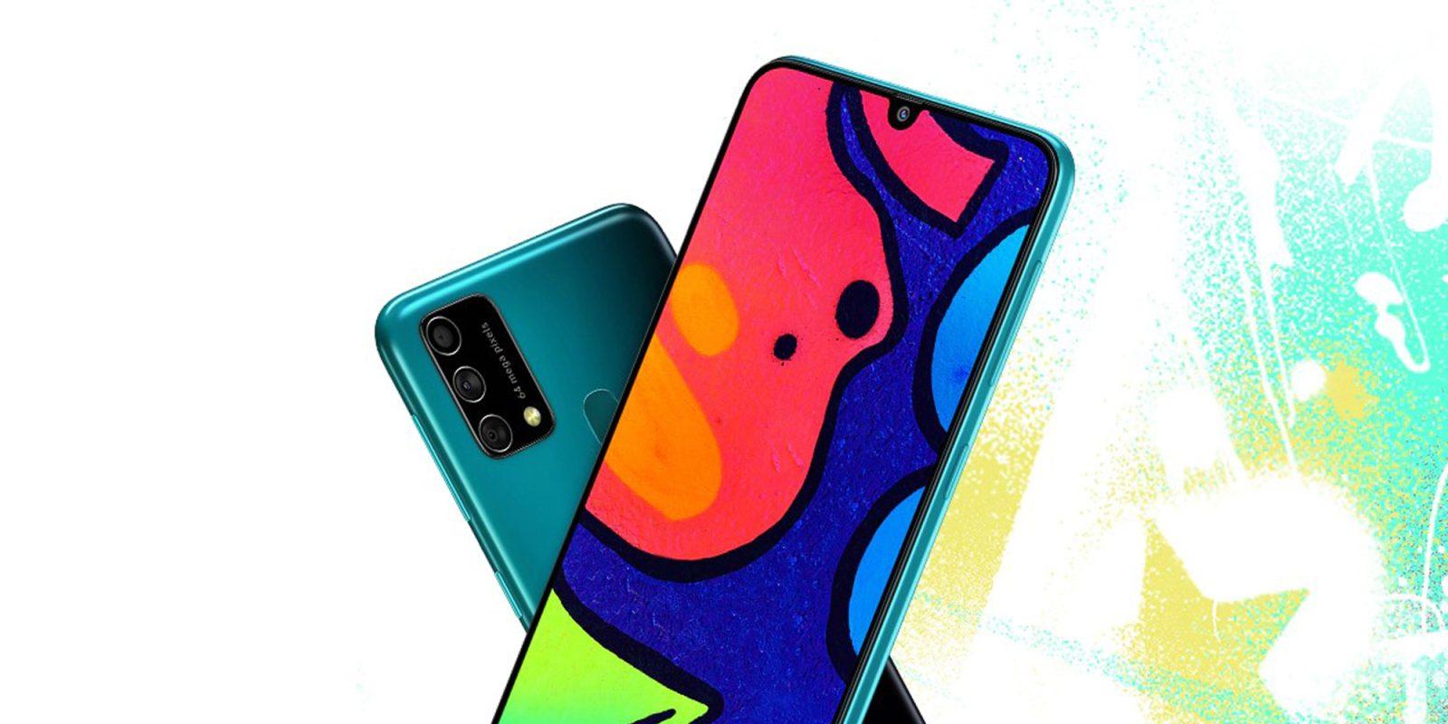 Samsung Galaxy F41 oficial
