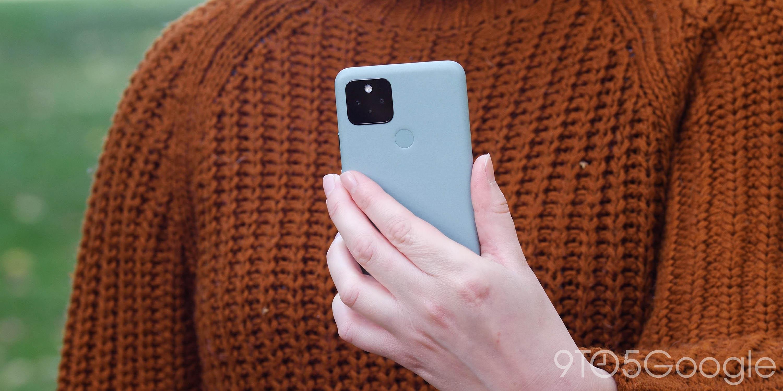 pixel 5 fingerprint scanner