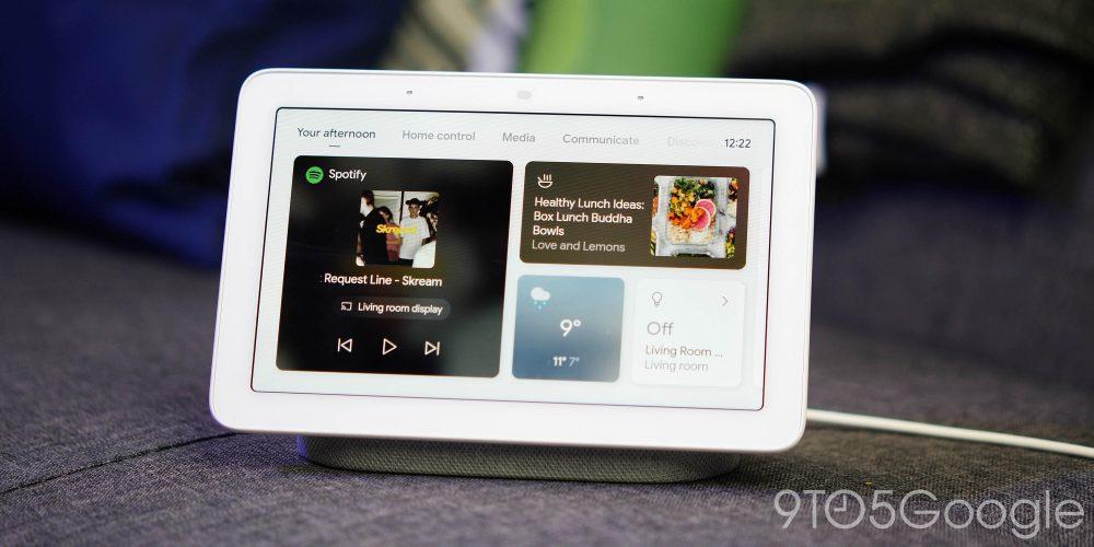Smart Display redesign