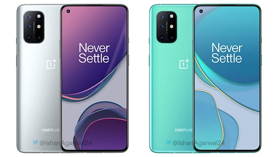 OnePlus 8T colors