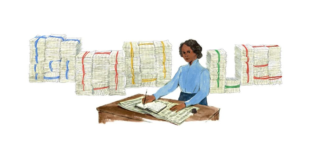 Google Doodle Honors Abolitionist Mary Ann Shadd Cary 9to5google