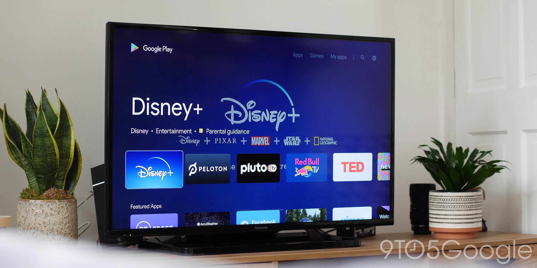 google play store tv
