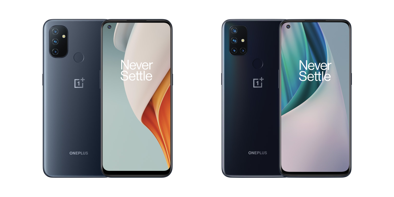 OnePlus Nord N10 5G, N100 go official starting at £179 - 9to5Google