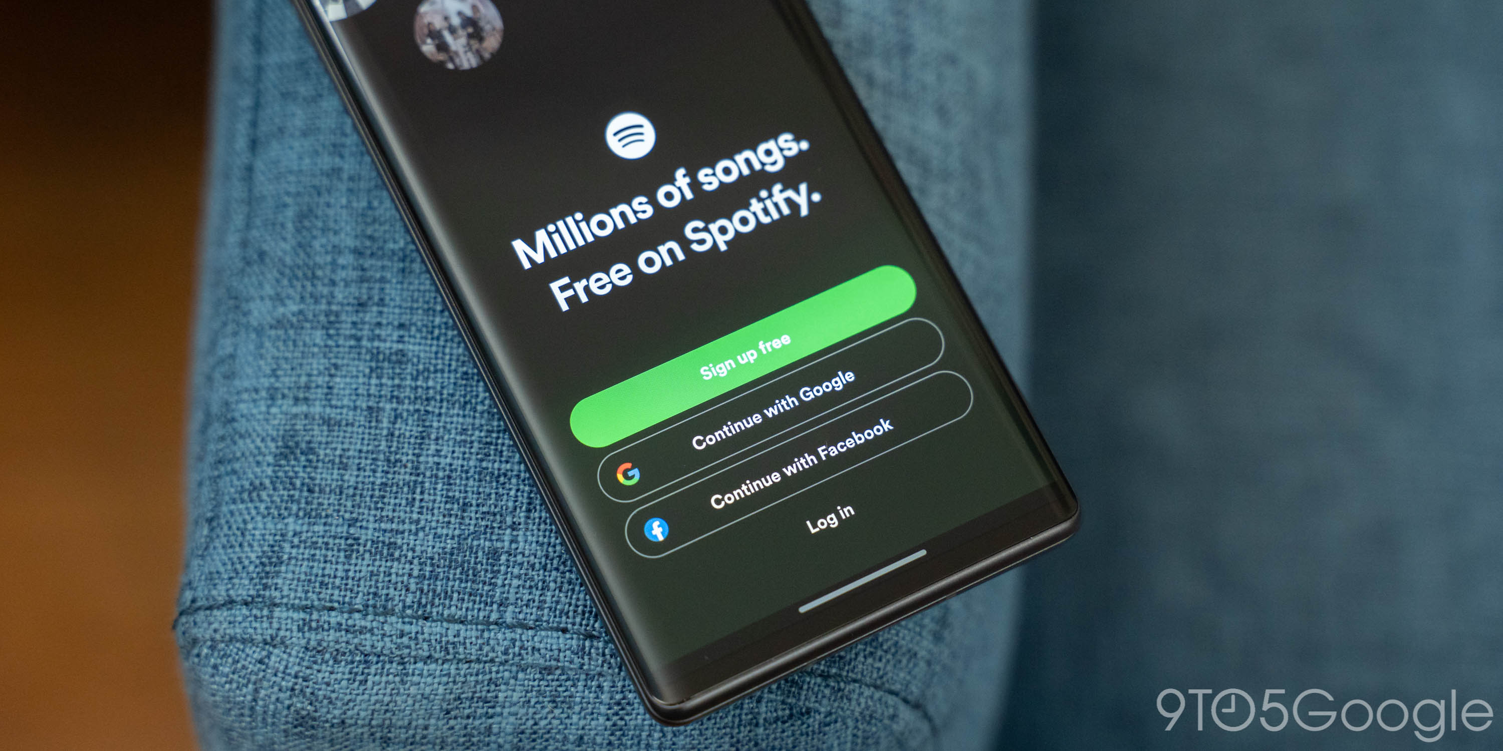 Spotify Adds Support For Google Login 9to5google