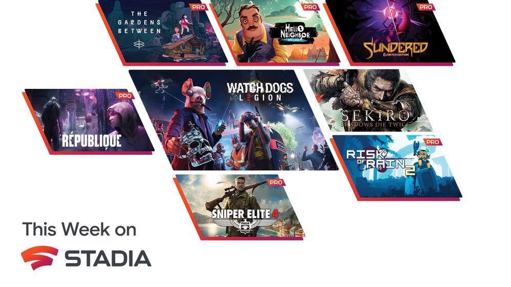 stadia free games november 2020
