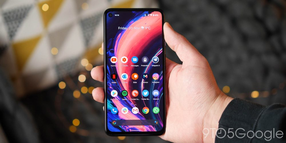 Pixel 4a 5G first impressions